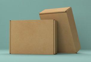 กล่องพัสดุราคาถูก